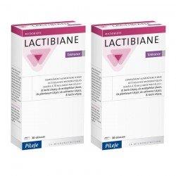 Pileje Duo Pack Lactibiane Tolérance 2,5g 30 gélules