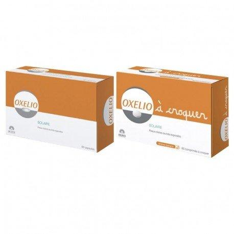 Laboratoire Jaldes Pack Oxelio 60 capsules + Oxelio junior 60 comprimes