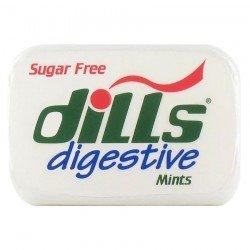 Dills digestive mints comprimés 150