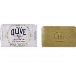 Korres Body Olive & cedre Savon traditionnel 125g
