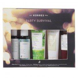 Korres Party Survival Kit