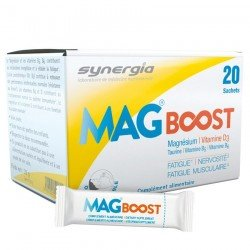 Synergia Mag Boost 20 Sachets