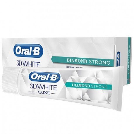 Oral-B 3D White Luxe Diamond Strong dentifrice 75ml