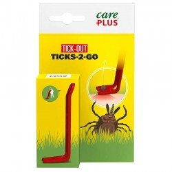 Care plus tick-out pince tique nf