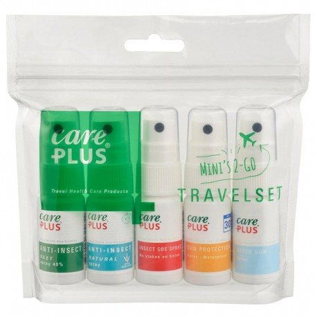 Care Plus Travelset Mini's 2-GO