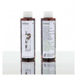 Korres Hair Shampooing Aloes & Dictame 2x250ml Promo