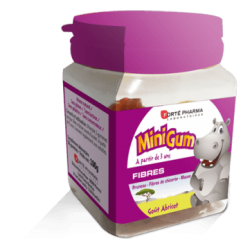 Forte Pharma Minigum Fibres Gomme 50 gommes
