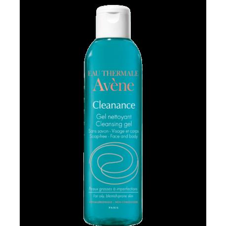 Avène Cleanance gel nettoyant nf 100ml