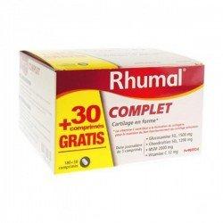 RHUMAL complet promo 180 tabs + 30