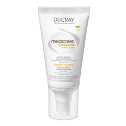 Ducray Melascreen photoprotection crème légère IP 50+ 40ml