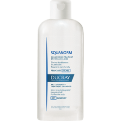 Ducray Squanorm shampoing pellicules sèches 200ml