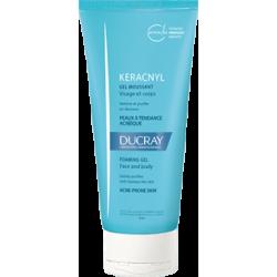 Ducray Keracnyl gel moussant acné 200ml
