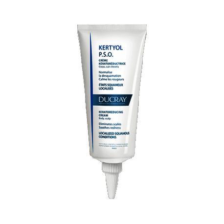 Ducray Kertyol p.s.o. crème kératoréductrice tube 100ml