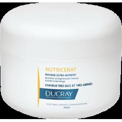 Ducray Nutricerat masque ultra-nutritif cheveux très secs et abîmés pot 150ml