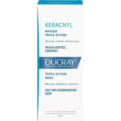 Ducray Keracnyl masque triple action tube 40ml
