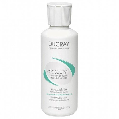 Ducray Diaseptyl solution assainissante 125ml