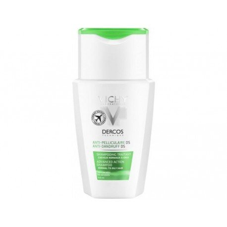 Vichy Dercos shampoing anti-pel cheveux gras 100ml
