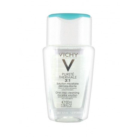 Vichy Pureté Thermale 3 en 1 Solution Micellaire Démaquillante 100ml