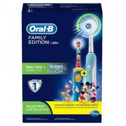 Oral B Brosse Electrique Pro 700 Family Pro700+ Stages