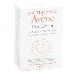Avene Cold cream pain surgras combibar sans savon 100g