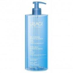 Uriage Gel Surgras Liquide Dermatologique GEL MOUSSANT NETTOYANT peaux sensibles 500 ml