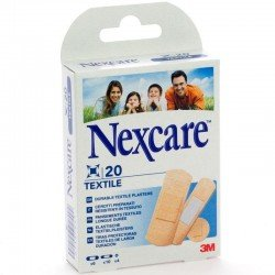 Nexcare textile assortiment 20 strips