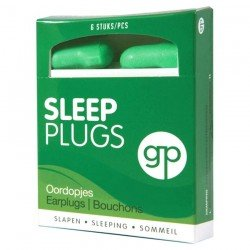 Get Plugged Sleep Plugs 3 Paires