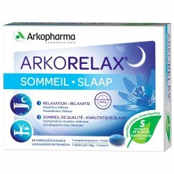 Arkorelax Sommeil 30 Capsules