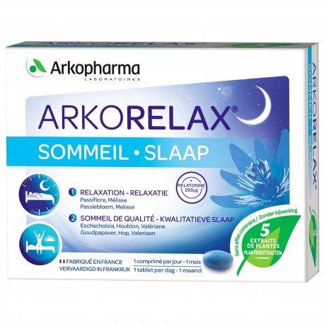 Arkorelax Sommeil 30 caps