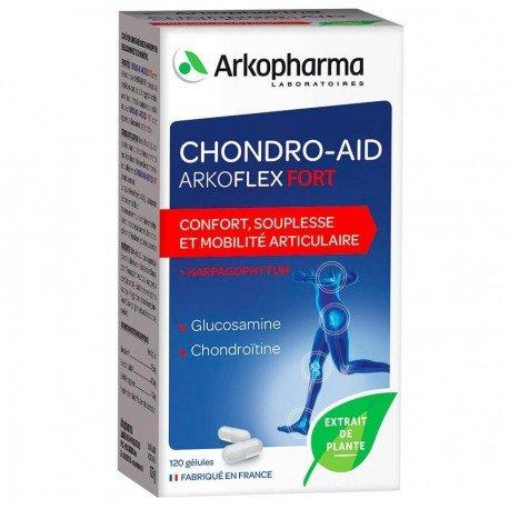 Arkopharma Chondro-aid fort 120 capsules