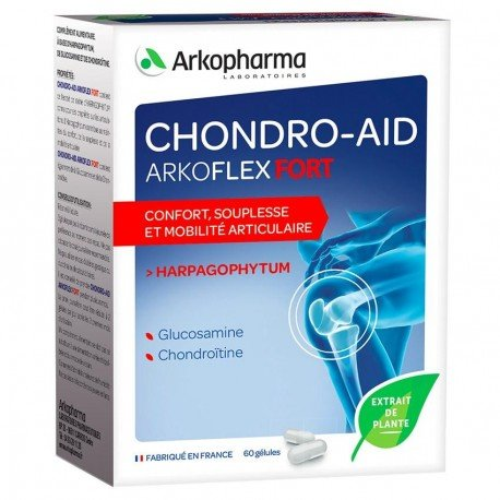 Arkopharma Chondro-aid fort 60 capsules