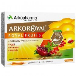 Arkoroyal Royal Fruits Amp 20x10ml