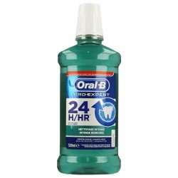 Oral B Pro Expert Nettoyage Intense Bain Bouche 500ml