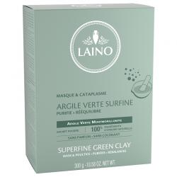 Laino Argile Verte Surfine Purifiée 300g