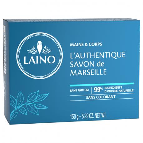 Laino l'Authentique Savon de Marseille 150gr
