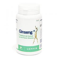 Leppin Ginseng + 600mg 30 gélules