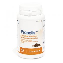 Leppin Propolis Plus 60 gélules