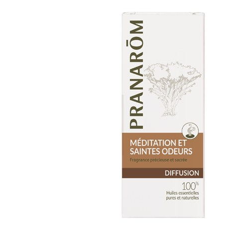 Pranarom Meditation melange pour diffuseur 30ml