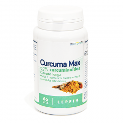 Leppin curcuma max gel 60