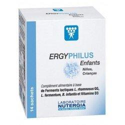Nutergia Ergyphilus enfants 14 sachets