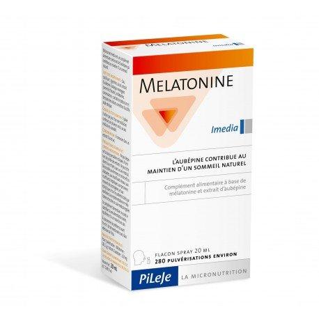 Pileje melatonine imedia spray 20ml