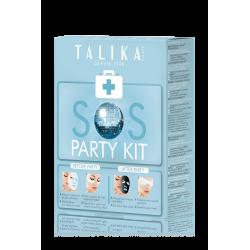 Talika SOS Party Kit - 4 Masques Visage