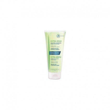 Ducray Extra-Doux Après Shampooing Dermo-Protecteur Cheveux Délicats Flacon 200ml