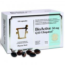 Pharma Nord Bio Active Q10 50mg Caps 150