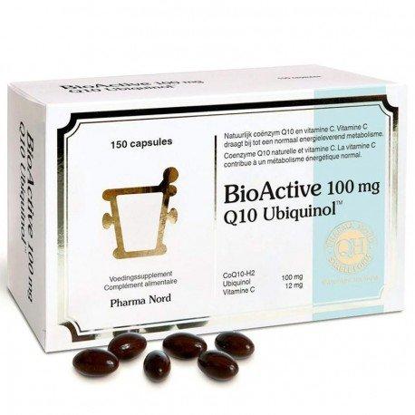 Pharma Nord Bio Active Q10 100mg Caps 150