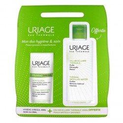 Uriage Hyseac 3-Regul 40ml + Eau Micellaire Peau grasse 250ml