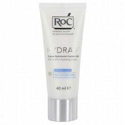 Roc Hydra+ Crème Hydratante Confort 24h Légère 40ml