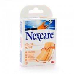 Nexcare active strip 10x6cm 10*1070b