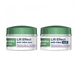 Dermatoline pack Lift Effect Anti-rides Jour 50ml + Anti-rides nuit 50ml