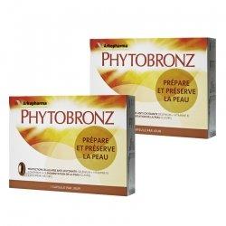 Arkopharma Duo Pack Phytobronz préparateur solaire 2x30 capsules
